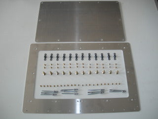 AirWard's Van's RV-10 Tunnel Access Kit