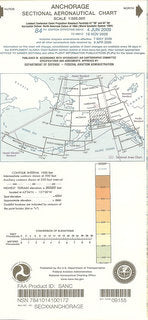 Anchorage Sectional Chart