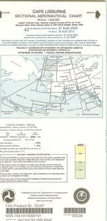 Cape Lisburne Sectional Chart