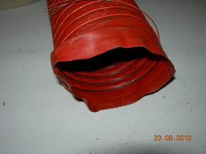 "Ducting, 2 3/4"" ID - Coiled Steel wrapped with External Fabric - Thermoid"