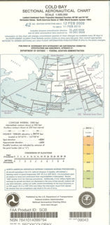 Cold Bay Sectional Chart