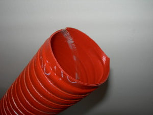 "Ducting, 2"" ID - Coil Wire with Reinforced External & Internal Fabric Lined - Thermoid"