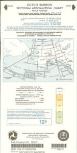 Dutch Harbor Sectional Chart