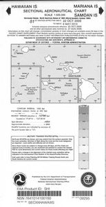 Hawaiian Islands Sectional Chart