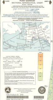 Point Barrow Sectional Chart