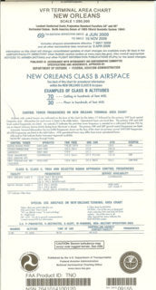 New Orleans Terminal Chart