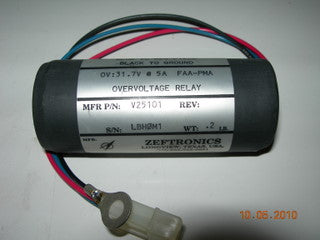 Relay, Over-Voltage - 32 Volt - Zeftronics