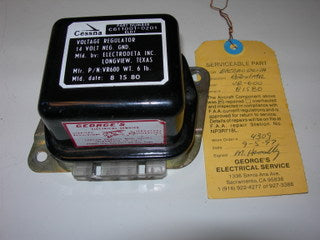 Regulator, Voltage - 14 Volt