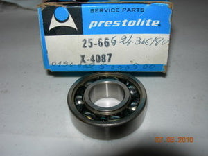 Bearing, Ball - Alternator - Prestolite