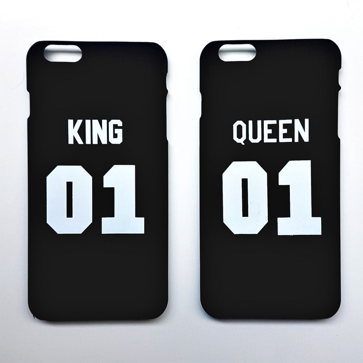 The King & Queen -01-