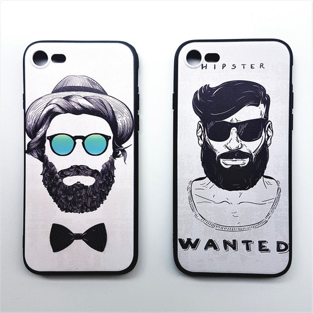 Beard Man Pack of 2