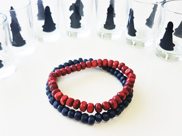The Red & Blue - Designer Choice