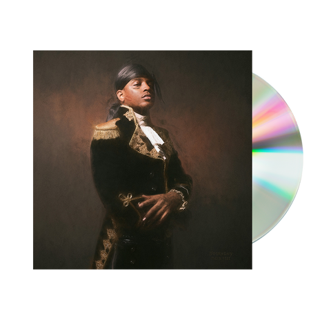STOKELEY CD + DIGITAL ALBUM