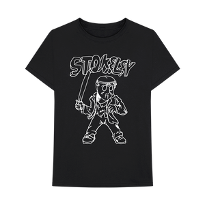 Stokeley T-Shirt + Digital Album
