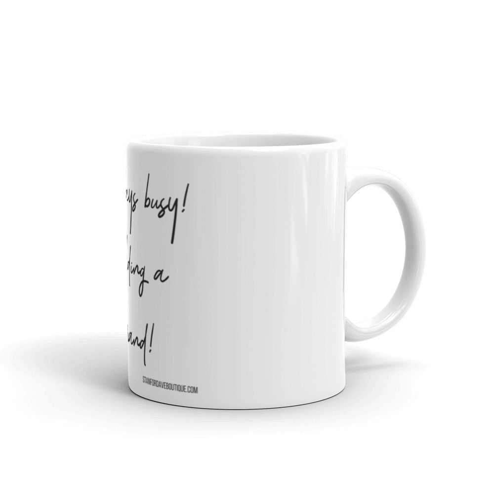 Busy Branding Coffee Mug