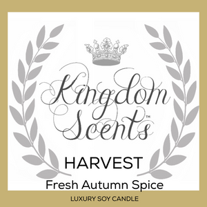 Harvest, Luxury Soy Candle, 11 oz