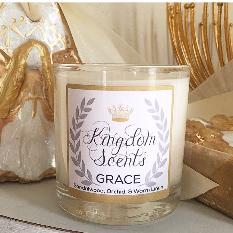 Grace, Luxury Candle, 11 oz
