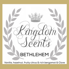 Bethlehem, Luxury Soy Candle, 11 oz
