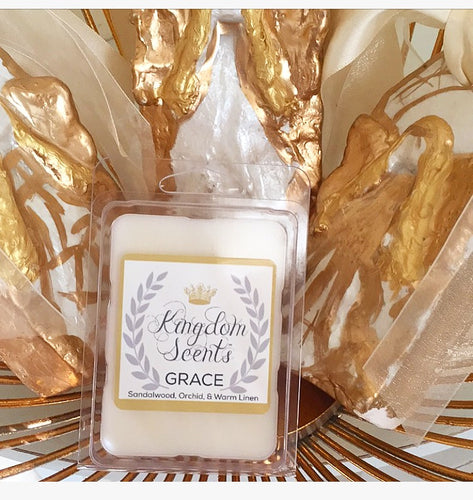 Grace, Luxury Wax Melt,  8 oz