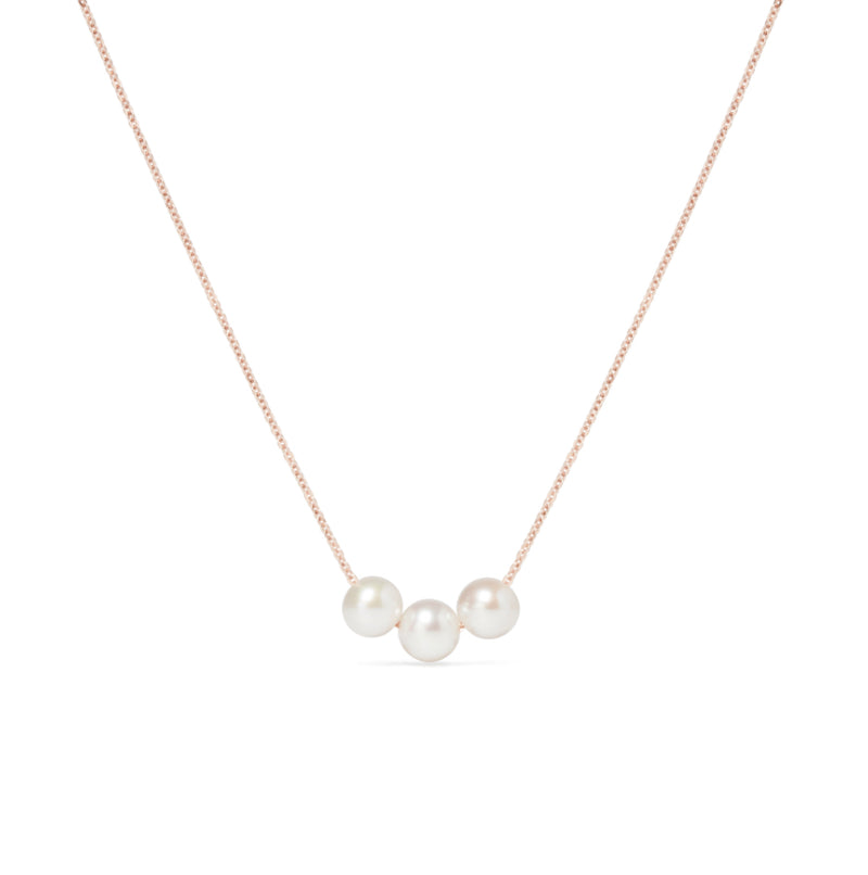 Oh So Fine Trio Necklace