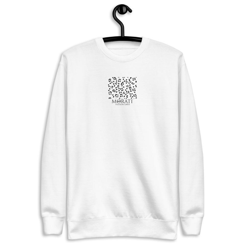 Morati Cheetah Fleece Pullover