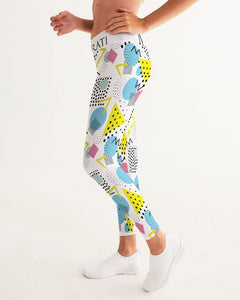 Morati Dots Women's Yoga Pants , Yoga Leggings, - Morati Streetwear Hypebeast Urban Fashion Online Shop.