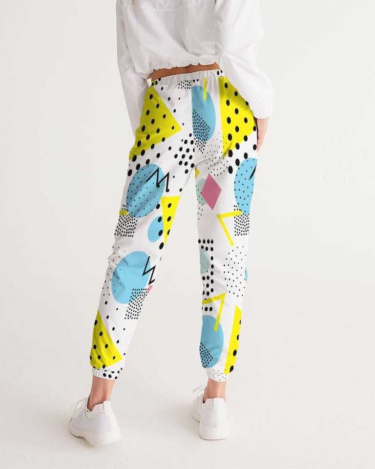 Morati Dots Women's Track Pants , cloth, - Morati Streetwear Hypebeast Urban Fashion Online Shop.