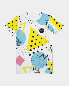 Morati Dots Men's Everyday Pocket Tee , Streetwear Graphic T-Shirts, - Morati Streetwear Hypebeast Urban Fashion Online Shop.