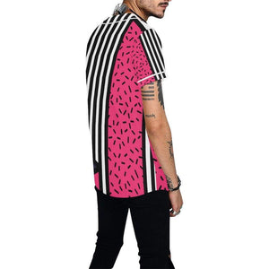 All Over Print Baseball Jersey for Men (T50), Morati World, Morati 7 Baseball Jerseys - Morati