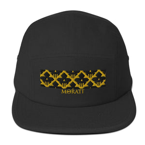 Morati Five Panel Cap , MORATI HATS, - Morati Streetwear Hypebeast Urban Fashion Online Shop.