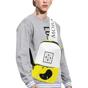 Morati Beans Chest Bag , Chest Bag (1678), - Morati Streetwear Hypebeast Urban Fashion Online Shop.