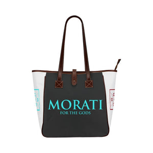 Morati For The Gods Box Tote - Morati World - Classic Tote Bags (1644)