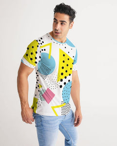 Morati Dots Men's Tee , Streetwear Graphic T-Shirts, - Morati Streetwear Hypebeast Urban Fashion Online Shop.