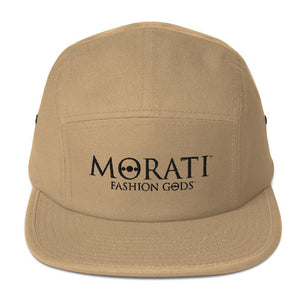 Morati Five Panel Cap - Morati World - MORATI HATS