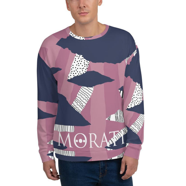 Mafia Graphic Sweatshirt - Morati - Men's Sweatshirts