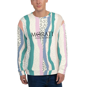 Fashion Gods Abstract Sweatshirt - Morati - Men's Sweatshirts
