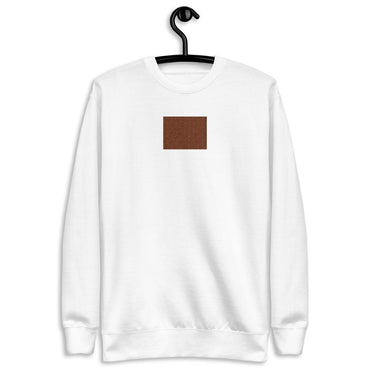 Men's Sweatshirts - Morati Block Fleece Pullover