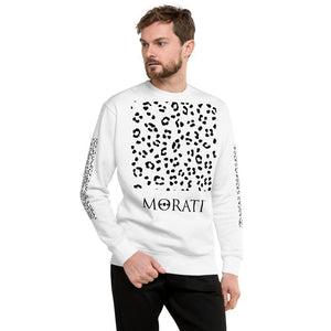 Morati Cheetah Fleece Pullover - Morati World - Men's Sweatshirts