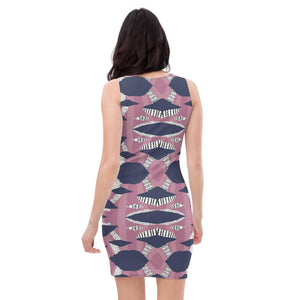 All-Over Print Dress, Morati World, Mozily  Dress - Morati