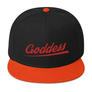 MORATI HATS, Morati World, Goddess Snapback Hat - Morati