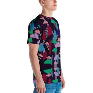 Morati Abstract Men's T-shirt - Morati World - Morati Abstract Men's T-shirt