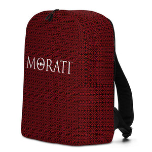 MORATI BACKPACK, Morati World, RedSea Backpack - Morati