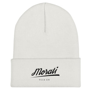 Morati Cuffed Beanie - Morati World - MORATI HATS