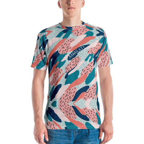 Morati Abstract Men's T-shirt - Morati World - Morati Abstract Men's T-shirt - Morati Abstract Men's T-shirt