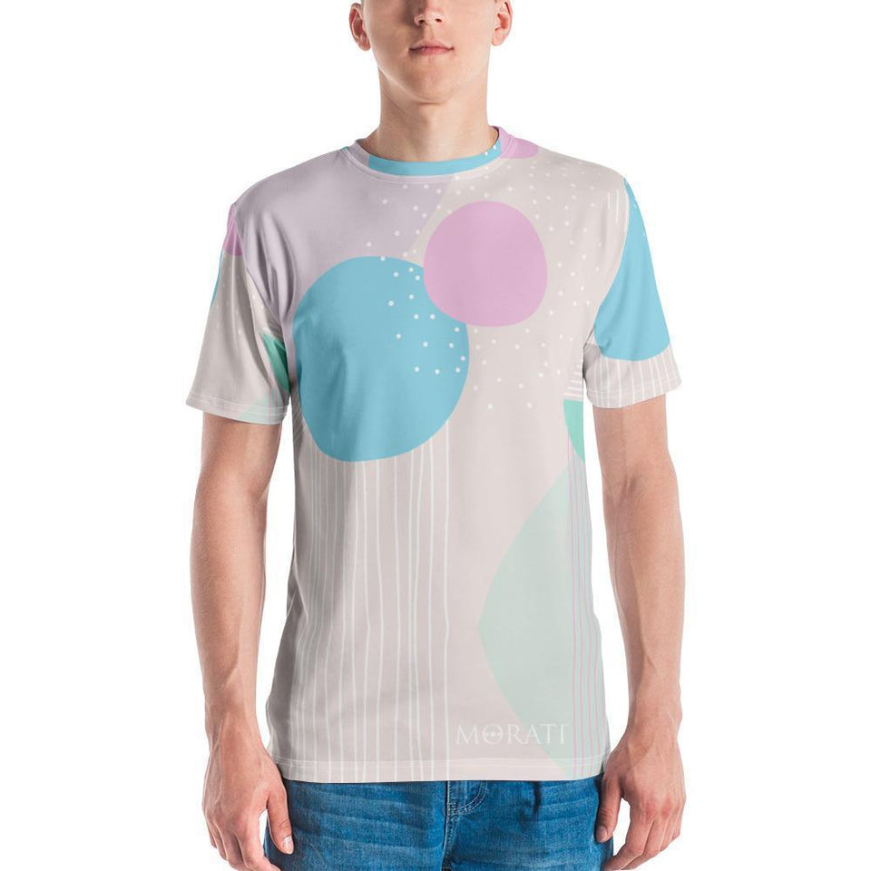 Morati Abstract Men's T-shirt , Morati Abstract Men's T-shirt, - Morati Streetwear Hypebeast Urban Fashion Online Shop.