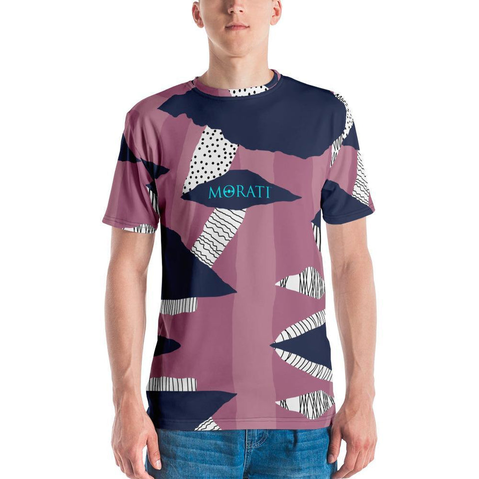 Morati Abstract Men's T-shirt, Morati World, Morati Abstract Men's T-shirt - Morati