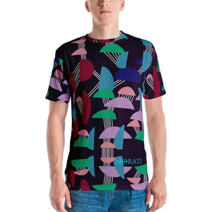 Morati Abstract Men's T-shirt - Morati - Morati Abstract Men's T-shirt