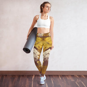 Yoga Leggings, Morati World, Morati Avant Yoga Leggings - Morati
