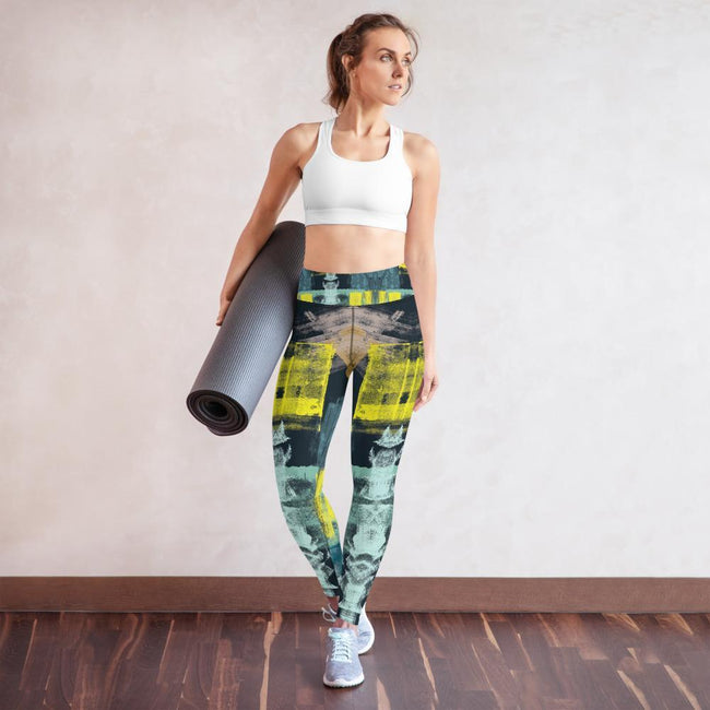 Morati Chakra Jasper Yoga Leggings - Morati - Yoga Leggings