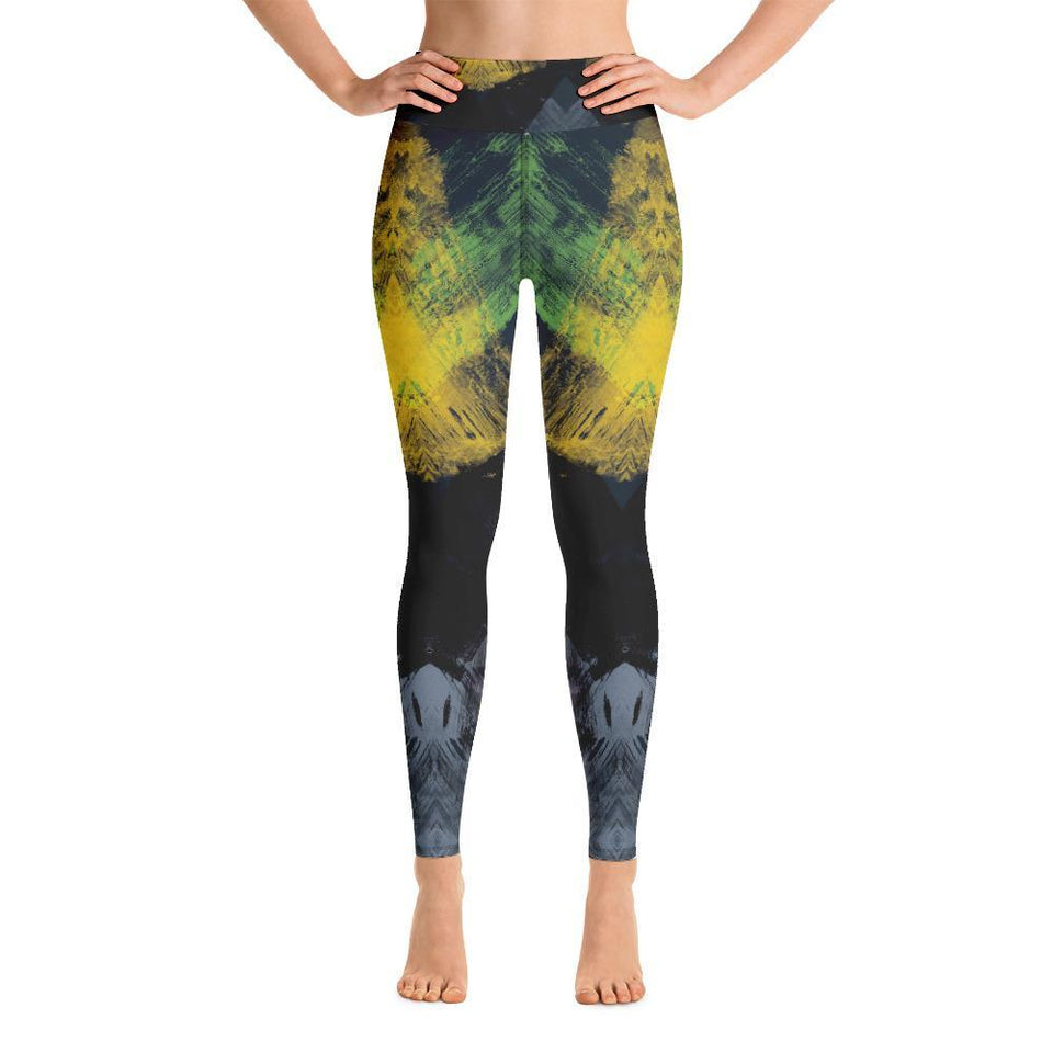 Morati Chakra Sacral Yoga Leggings , Yoga Leggings, - Morati Streetwear Hypebeast Urban Fashion Online Shop.